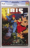 Golden Age (1938-1955):Science Fiction, Ibis The Invincible #3 Mile High pedigree (Fawcett, 1943) CGC NM+9.6 Off-white pages. While a very moody and film noiri...