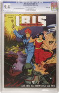 Golden Age (1938-1955):Science Fiction, Ibis The Invincible #3 Crowley Copy pedigree (Fawcett, 1943) CGC NM9.4 Cream to off-white pages. Mac Raboy creates a mind-n...