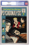 Golden Age (1938-1955):Horror, Psychoanalysis #4 Gaines File pedigree 9/12 (EC, 1955) CGC NM 9.4Off-white pages. Jack Kamen retired from comics about this...