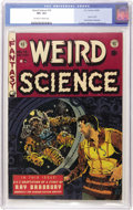 Golden Age (1938-1955):Science Fiction, Weird Science #19 (EC, 1953) CGC VF+ 8.5 Off-white to white pages.Outside of the famed Gaines File Copies, you may not find...