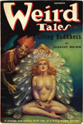 Pulps:Horror, Weird Tales (Pulp) File Copy Group (Popular Fiction, 1928-41). TheSam Moskowitz collection is well-known in pulp circles an...(Total: 10 Items)