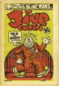 Silver Age (1956-1969):Alternative/Underground, Gothic Blimp Works #1 (East Village Other, 1969) Condition: VF-.This unusual publication was basically a Sunday Comic Secti...