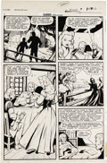 "Original Comic Art:Panel Pages, Matt Baker - Classics Illustrated #32 ""Lorna Doone"" Page OriginalArt, Group of 2 (Gilberton, 1946). R. D. Blackmore's histo...(Total: 2 Items)"