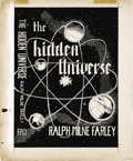 "Original Comic Art:Covers, Dave Kyle (attributed) - ""The Hidden Universe"" Book Cover OriginalArt (Fantasy Publishing Company, Inc., 1950). The Associa..."