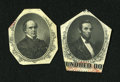 Large Size:Demand Notes, Two Clipped Federal Vignettes.... (2 vignettes)