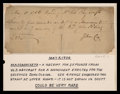 Colonial Notes:Mixed Colonies, Promissory Notes, Primarily Handwritten, and Assorted Documents from Numerous States. Sixty Two Pieces dated from the 1700's a... (Total: 62 items)
