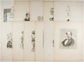 Books:Prints & Leaves, [Charles Dickens]. Frederic G. Kitton. Charles Dickens by Penand Pencil. Part III. London: Sabin, 1889. First e...