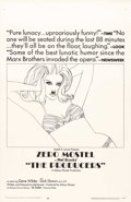 """Movie Posters:Comedy, The Producers (MGM, 1968). One Sheet (27"""" X 41"""") Style B. Adishonest Broadway producer played by Zero Mostel, and a naive a..."""
