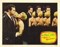 "Movie Posters:Film Noir, The Lady From Shanghai (Columbia, 1947). Lobby Card (11"" X 14"").This #7 card is the best scene card in the set from this cl..."