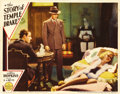 """Movie Posters:Film Noir, The Story of Temple Drake (Paramount, 1933). Lobby Card (11"""" X14""""). Based on the novel """"Sanctuary"""" by William Faulkner, thi..."""