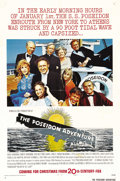 """Movie Posters:Action, The Poseidon Adventure (20th Century Fox, 1972). One Sheet (27"""" X41"""") Teaser Style A. A group of passengers on the ocean li..."""