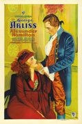 "Movie Posters:Drama, Alexander Hamilton (Warner Brothers - Vitaphone, 1931). One Sheet(27"" X 41"") Style B. London-born, distinguished British st..."