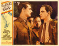 "Movie Posters:War, The Eagle and the Hawk (Paramount, 1933). Lobby Card (11"" X 14"").Adversaries Cary Grant and Fredric March confront one anot..."