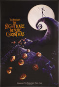"Movie Posters:Fantasy, The Nightmare Before Christmas (Touchstone, 1993). Lenticular OneSheet (27"" X 41""). Tim Burton's highly creative animated f..."