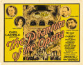 "Movie Posters:Horror, The Phantom of the Opera (Universal, 1925). Title Lobby Card (11"" X14""). Universal Pictures made the entrance into horror f..."
