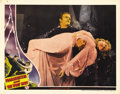 "Movie Posters:Horror, Frankenstein Meets the Wolfman (Universal, 1943). Lobby Card (11"" X14""). Although Bela Lugosi portrayed the Monster of this..."