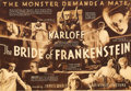 "Movie Posters:Horror, The Bride of Frankenstein (Universal, 1935). Herald (7"" X 9.5"").James Whale's classic horror film""Frankenstein"" has been co..."