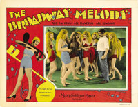 "The Broadway Melody (MGM, 1929). Lobby Card (11"" X 14""). For collectors of posters and lobbies on Best Picture..."