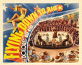 "Movie Posters:Musical, Flying Down to Rio (RKO, 1933). Lobby Card (11"" X 14""). Thisbeautiful and historic item is the very first lobby card to sho..."