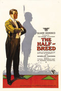 "Movie Posters:Western, The Half-Breed (Associated First National, 1922). One Sheet (27"" X41""). The story involved the plight of a ""half-breed"" who..."