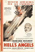 """Movie Posters:War, Hell's Angels (United Artists, 1930). Pressbook (Multiple Pages) and Premiere Program Book (5"""" X 7"""") (Multiple Pages). Rare ... (Total: 2 Items)"""