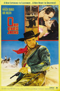 "Movie Posters:Western, One-Eyed Jacks (Paramount, 1961). One Sheet (27"" X 41"") Double-Sided. Marlon Brando gives a great performance in this adult ..."