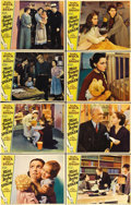 """Movie Posters:Drama, Miss Fane's Baby is Stolen (Paramount, 1934). Lobby Card Set of 8(11"""" X 14""""). This was the first film following the infamou...(Total: 8 Items)"""