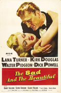 "Movie Posters:Drama, The Bad and the Beautiful (MGM, 1950). One Sheet (27"" X 41""). Manyconsider this Hollywood drama to be one of the film indus..."