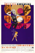 "Movie Posters:Fantasy, Barbarella (Paramount, 1968). One Sheet (27"" X 41"") Style B.Twenty-nine-year-old Jane Fonda does her thing, especially the ..."