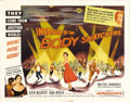 "Movie Posters:Science Fiction, Invasion of the Body Snatchers (Allied Artists, 1956). Half Sheet (22"" X 28"") Style B. The legendary ""Spotlight Dance,"" as i..."