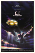 "Movie Posters:Science Fiction, E.T. The Extra-Terrestrial (Universal, 1982). One Sheet (27"" X 41"")Advance. This is the rare and beautiful advance poster f..."