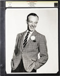 """Movie Posters:Miscellaneous, You'll Never Get Rich - Culver Pictures (Columbia, 1941). Still (11"""" X 14""""). Fred Astaire photographed by A. L. Whitey Schaf..."""