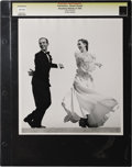 """Movie Posters:Miscellaneous, Broadway Melody of 1940 - Culver Pictures (MGM, 1940). Still (10"""" X 11.25""""). Fred Astaire and Eleanor Powell. Reverse displa..."""