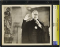 "Movie Posters:Miscellaneous, Phantom of the Opera - Culver Pictures (Universal, 1925). Still(10"" X 13""). Lon Chaney by Bert Longworth (uncredited on pho..."