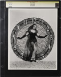"""Movie Posters:Miscellaneous, Donna Reed - Culver Pictures (MGM). Still (10"""" X 13""""). Donna Reed photographed by Eric Carpenter. Reverse displays MGM ink s..."""