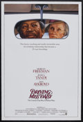"Movie Posters:Academy Award Winner, Driving Miss Daisy (Warner Brothers, 1989). One Sheet (27"" X 41"").Comedy/Drama. Starring Morgan Freeman, Jessica Tandy, Dan..."