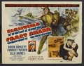 "Movie Posters:War, Fighting Coast Guard (Republic, 1951). Title Lobby Card (11"" X14""). War Drama. Starring Brian Donlevy, Forrest Tucker, Ella..."