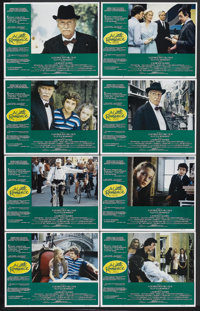 """A Little Romance (Orion, 1979). Lobby Card Set of 8 (11"""" X 14""""). Romantic Comedy. Starring Laurence Olivier, D..."""