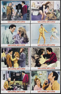 """Movie Posters:Elvis Presley, Live a Little, Love a Little (MGM, 1968). Lobby Card Set of 8 (11"""" X 14""""). Comedy. Starring Elvis Presley, Michele Carey, Do... (Total: 8 Item)"""