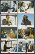 "Movie Posters:Action, Sudden Impact (Warner Brothers, 1983). Lobby Card Set of 8 (11"" X14""). Crime Thriller. Starring Clint Eastwood, Sondra Lock...(Total: 8 Item)"