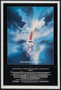 "Movie Posters:Fantasy, Superman, the Movie (Warner Brothers, 1978). One Sheet (27"" X 41"").Action. Starring Marlon Brando, Gene Hackman, Christophe..."
