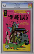 Bronze Age (1970-1979):Humor, Addams Family #1 File Copy (Gold Key, 1974) CGC NM 9.4 Off-white to white pages. Overstreet 2006 NM- 9.2 value = $140. CGC c...
