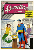 Silver Age (1956-1969):Superhero, Adventure Comics #280 (DC, 1961) Condition: FN+. First meeting between Lori Lemaris and Superboy. Curt Swan cover and art. O...
