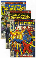 Bronze Age (1970-1979):Superhero, The Amazing Spider-Man Group (Marvel, 1967-79) Condition: Average VG/FN. Includes Amazing Spider-Man #137 (vs. Green Gob... (Total: 10 Comic Books)