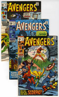 Bronze Age (1970-1979):Superhero, The Avengers #72-79 Group (Marvel, 1970) Condition: Average VF. Includes #72, 73, 74, 75, 76,77, 78, and 79. Artists include... (Total: 8 Comic Books)