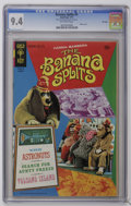 Banana Splits #5 File Copy (Gold Key, 1971) CGC NM 9.4 Off-white pages. Photo cover. Overstreet 2006 NM- 9.2 value = $11...