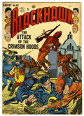 "Golden Age (1938-1955):War, Blackhawk #60 Davis Crippen (""D"" Copy) pedigree (Quality, 1953)Condition: FN+. Reed Crandall cover and art. Overstreet 2006..."