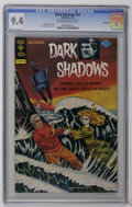 Bronze Age (1970-1979):Horror, Dark Shadows #32 File Copy (Gold Key, 1975) CGC NM 9.4 Off-white towhite pages. Joe Certa cover and art. Only two copies of...