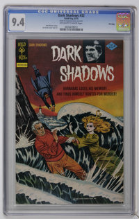 Dark Shadows #32 File Copy (Gold Key, 1975) CGC NM 9.4 Off-white to white pages. Joe Certa cover and art. Only two copie...