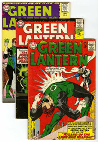 Green Lantern #31-46 Group (DC, 1964-66) Condition: Average FN-. Includes #31, 32, 33, 34, 35, 36, #37 (first appearance...